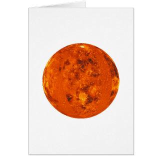 惑星の金星(太陽系)の~ カード