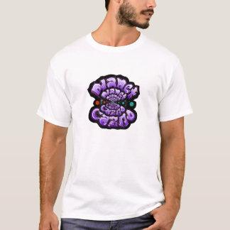 惑星のCazmoの収縮のワイシャツ Tシャツ