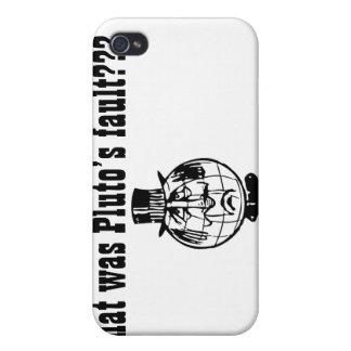 惑星プルート4/4s iPhone 4/4S カバー