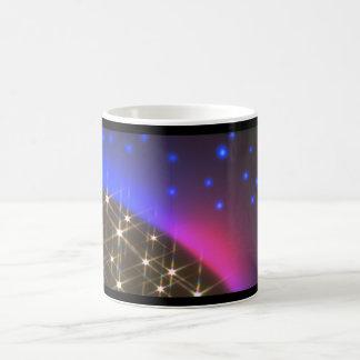 惑星上の星。 (星; 惑星; s_Space場面 コーヒーマグカップ