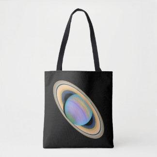 惑星土星 トートバッグ