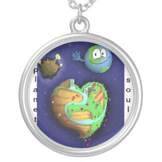 惑星精神のネックレス オリジナルネックレス