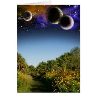 惑星道 カード