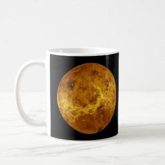 惑星金星の全体的な表面 コーヒーマグカップ