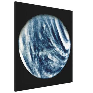 惑星金星 キャンバスプリント