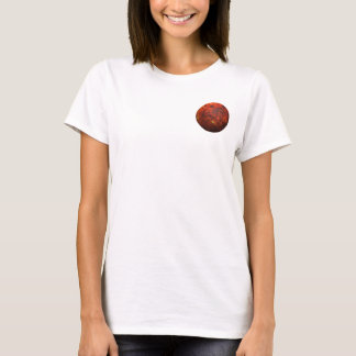 惑星金星- 3D効果 Tシャツ