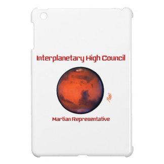 惑星間の最高評議会のiPad Miniケース -- 火星 iPad Mini Case