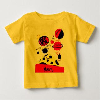 惑星01 ベビーTシャツ