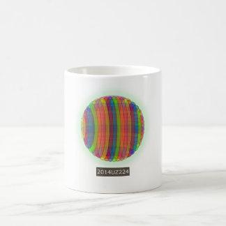惑星2014UZ224のマグ コーヒーマグカップ