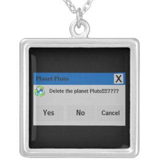 惑星|プルート|ネックレス オリジナルネックレス