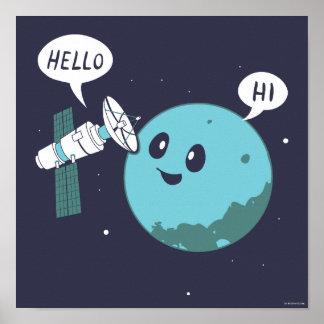 惑星 ポスター