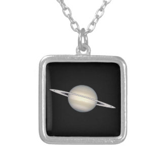 惑星 土星 パーソナライズネックレス