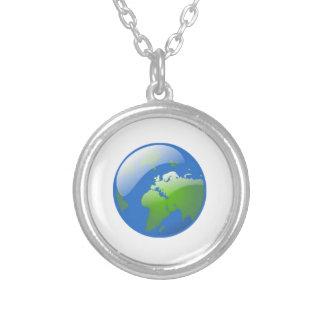 惑星 地球 地球 カスタムジュエリー