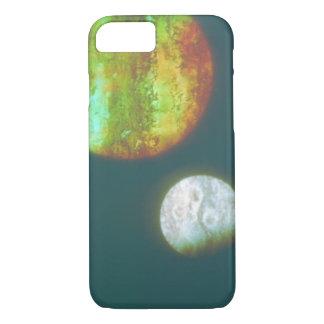惑星。 (惑星; 宇宙; close_Space場面 iPhone 8/7ケース