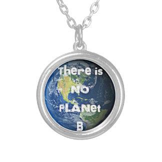 """惑星""""B""""のネックレスがありません ネックレス"""