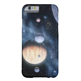 惑星 BARELY THERE iPhone 6 ケース