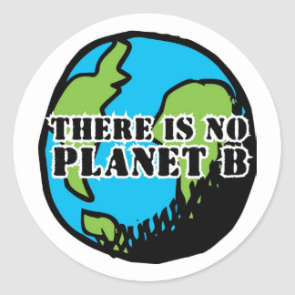 惑星Bがありません ラウンドシール