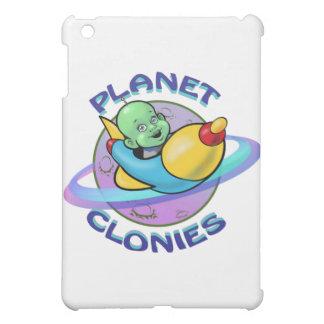 惑星Clonies iPad Miniカバー