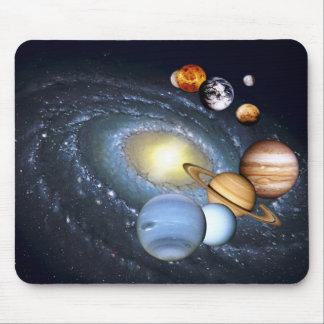 惑星Milkyway マウスパッド