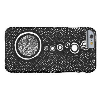 惑星NineからのParanormalPrintsのiPhoneの場合「 Barely There iPhone 6 ケース