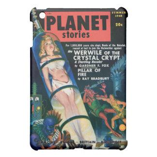 惑星STORIES-VINTAGEの廉価本カバー iPad MINI CASE