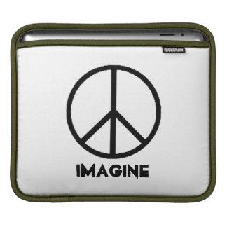 想像して下さい iPadスリーブ