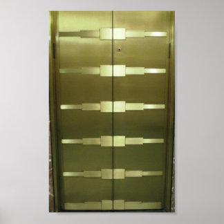 想像のエレベーター ポスター