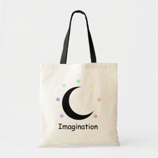 想像のバッグ トートバッグ