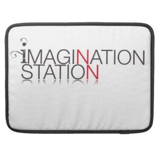 想像の場所 MacBook PROスリーブ