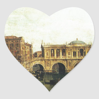 想像の大運河のCapriccio ハートシール