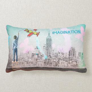 想像の枕 ランバークッション