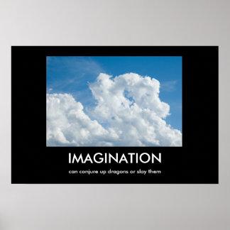 想像のDemotivationalポスター ポスター