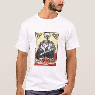 想像友人のTシャツ Tシャツ