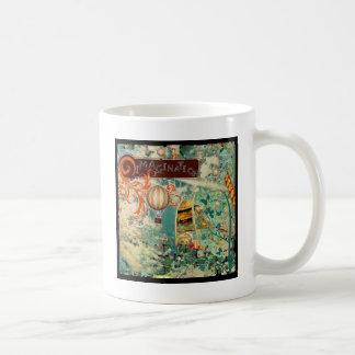 想像 コーヒーマグカップ