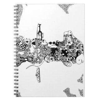 想像 ノートブック