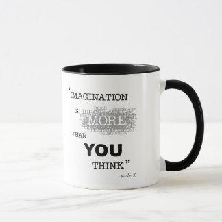 想像 マグカップ