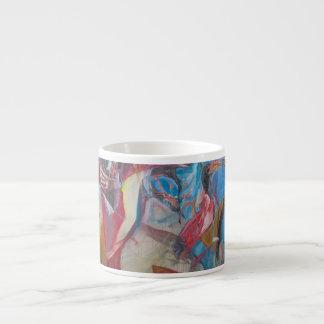 意味深長なExpresso (コップの芸術) エスプレッソカップ