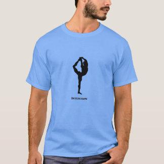 意思-暗いTシャツ Tシャツ