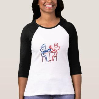 意見の共有 Tシャツ