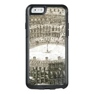 「意見oからのローマのColosseumの空中写真 オッターボックスiPhone 6/6sケース