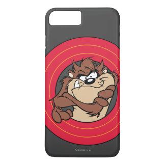 愚かいTUNES™の円を通したTAZ™ iPhone 8 PLUS/7 PLUSケース