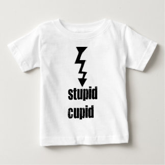 愚かなキューピッド ベビーTシャツ