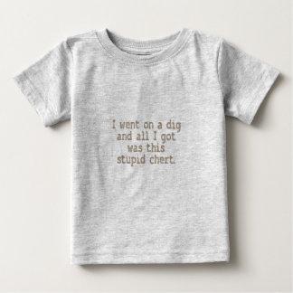 愚かなチャート ベビーTシャツ