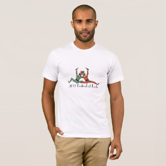 愚か者の2017年のフェスティバル Tシャツ