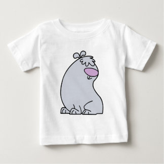 愚か ベビーTシャツ