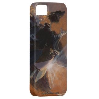 愚劣の電話箱のギフト iPhone SE/5/5s ケース