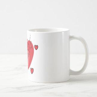 愛あなた自身11のozのコーヒー・マグ コーヒーマグカップ