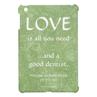 愛およびよい歯科医 iPad MINI CASE