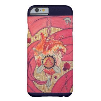 愛および戦争 BARELY THERE iPhone 6 ケース