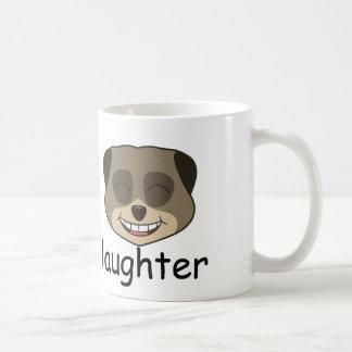 愛および笑い声の表現 コーヒーマグカップ